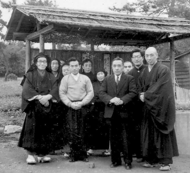 Photo de groupe Kodo Sawaki