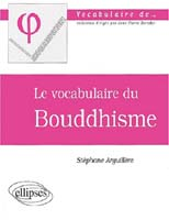 Le vocabulaire du bouddhisme